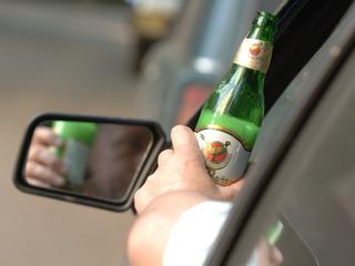 На проспекте Фрунзе сотрудника ГИБДД сбил пьяный водитель.