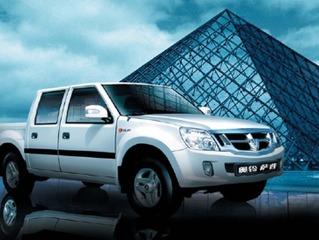 Китайские автомобили будут на платформе Mercedes