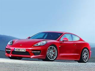 Porsche будет обмениваться платформами с Bentley - Porsche