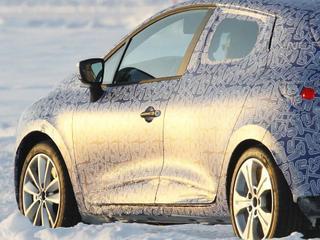 Renault готовит к выпуску нечто неожиданное