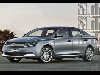 Новое поколение Volkswagen Passat получит битурбированный дизель