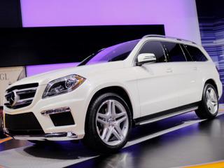Mercedes делает ставку на дорогие внедорожники