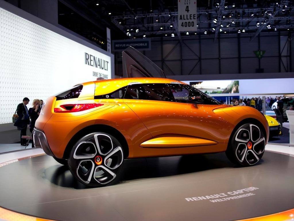 Renault привезет в Москву прототип н…