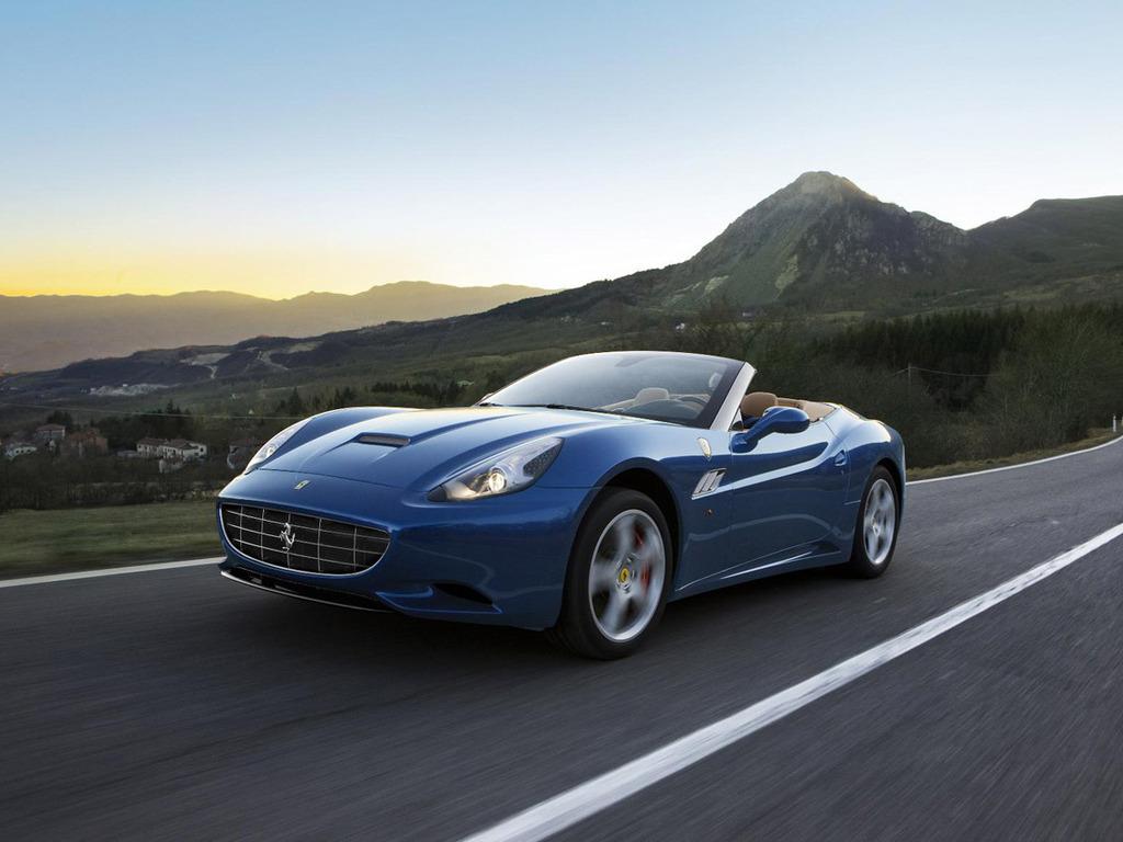 Фото Ferrari California HS Packa…