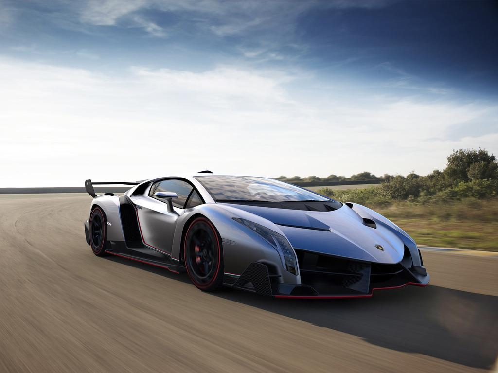 Фотографии Lamborghini Veneno Фотогр…