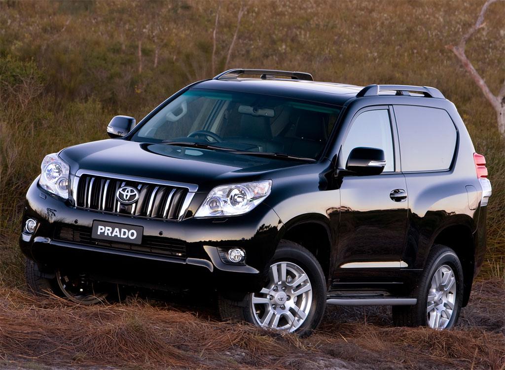 Toyota Land Cruiser Prado 150.
