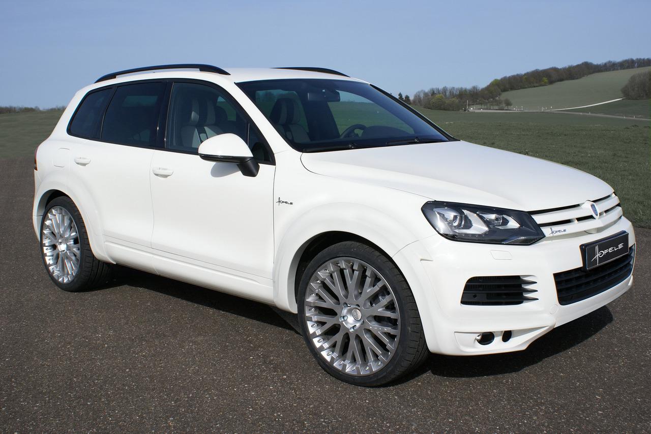 Volkswagen Touareg - Авто.Вести.Ru.