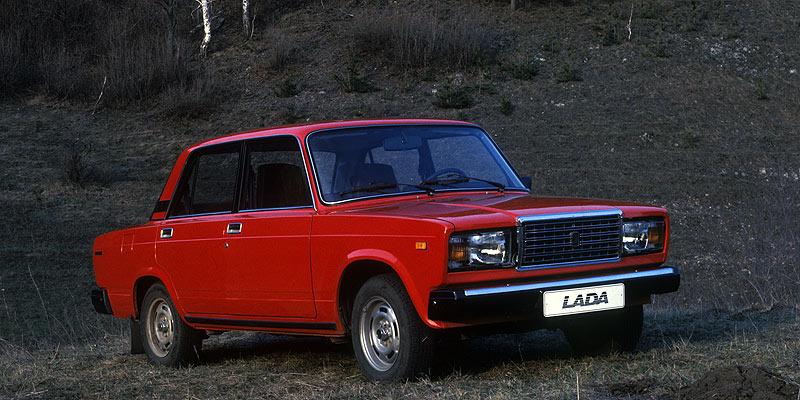 История Lada-2107 завершилась 17 апреля