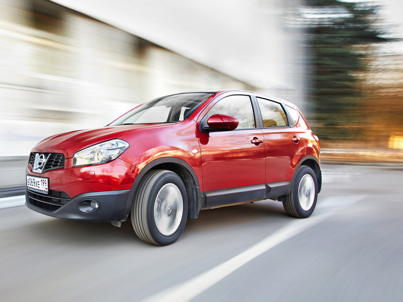 Сборку Nissan Qashqai могут наладить в Санкт-Петербурге