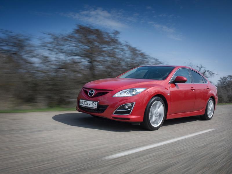 Mazda будет собирать на Дальнем Востоке две модели