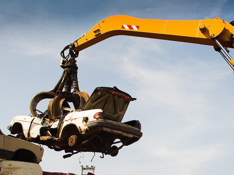 Россия, Казахстан и Белоруссия введут утилизационный сбор на автомобили