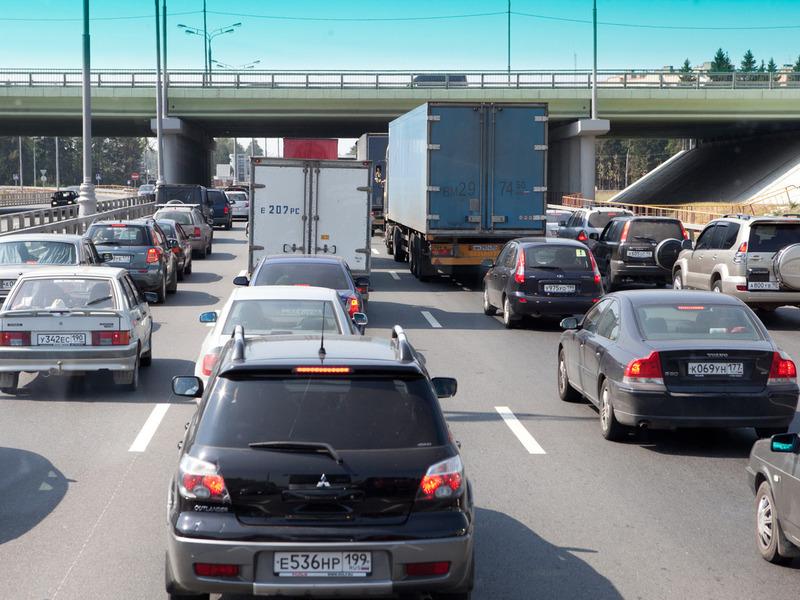 Движение по Калужскому шоссе будет бессветофорным
