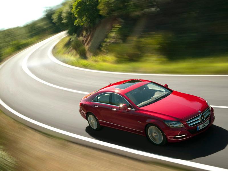 Ценник купе Mercedes-Benz CLS вырос до 3,29 млн рублей