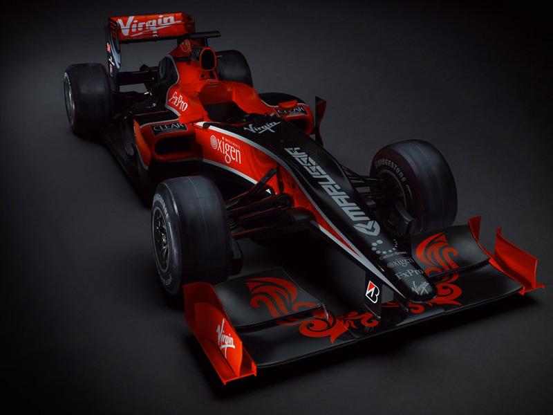 Marussia F1 �������-1 �����