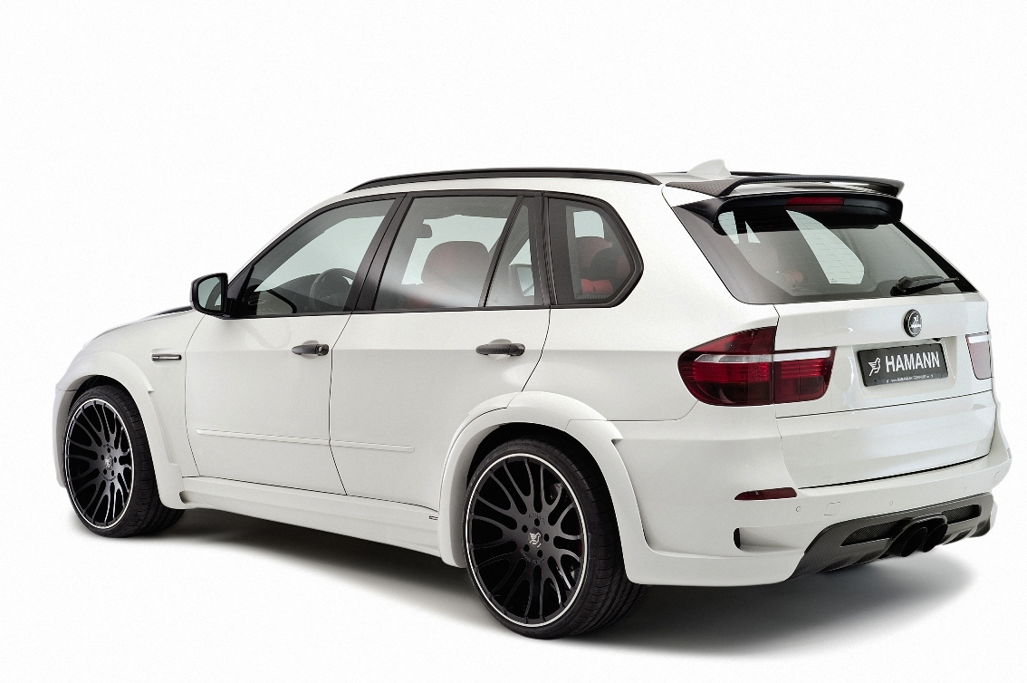 Hamann Flash Evo M BMW X5M