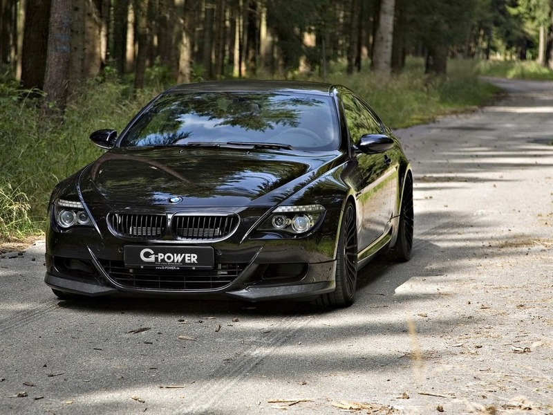 Hurricane BMW M6 RR