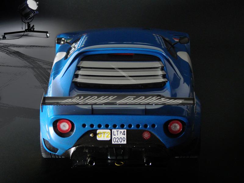 Возрожденная Lancia Stratos все же станет настоящим спорткаром