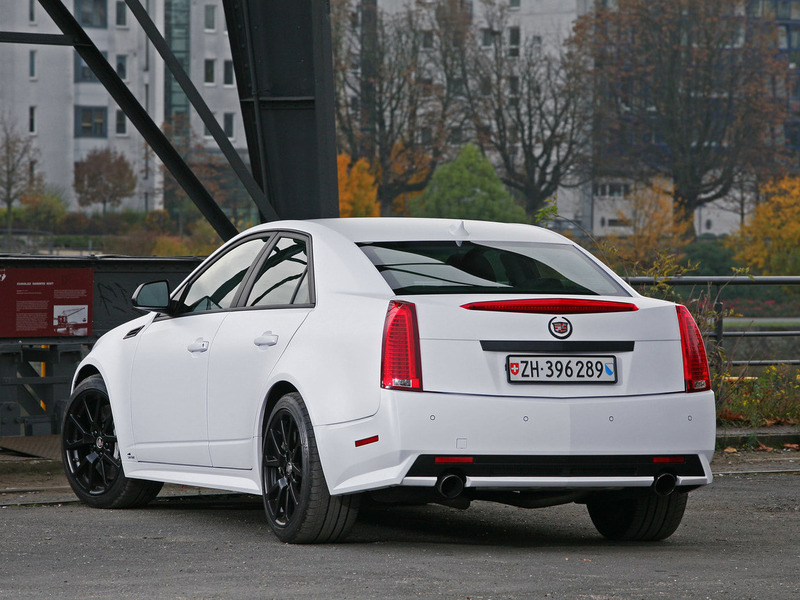 Cam-Shaft Cadillac CTS-V