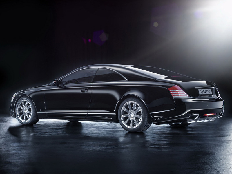 Xenatec Maybach 57S Cruisero