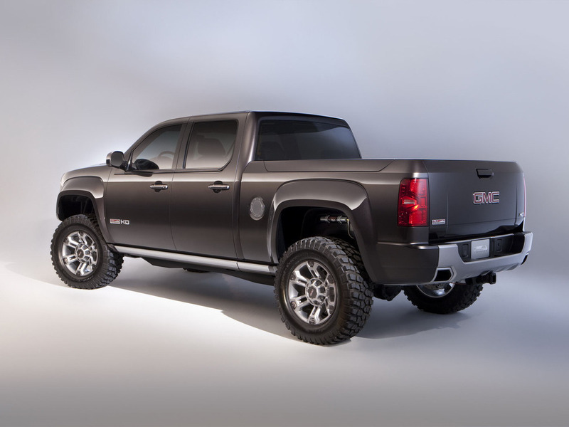 GMC Sierra All Terrain XD
