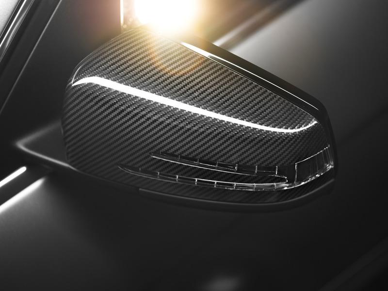 На автомобилях Ford появятся карбоновые детали