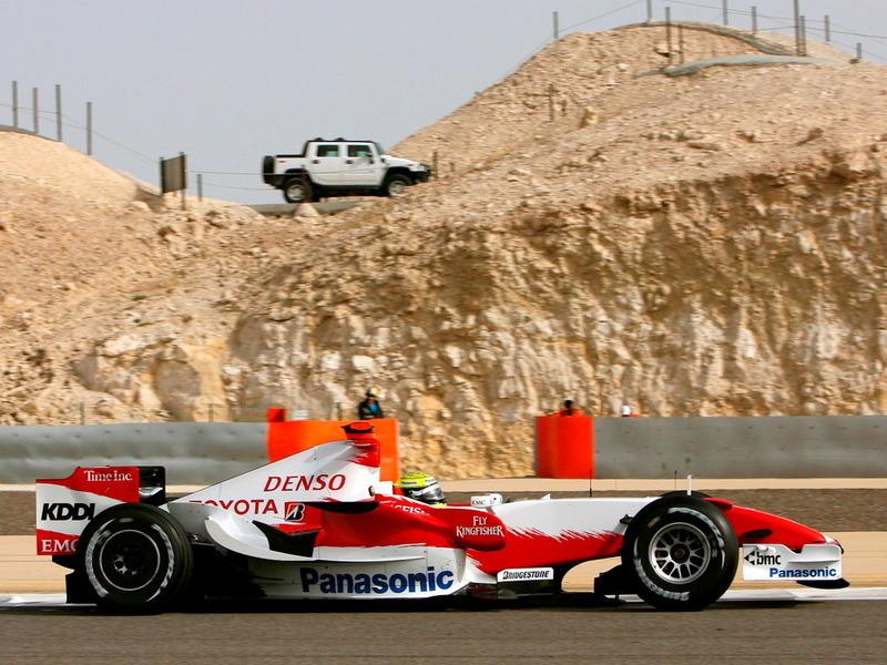 За и против Гран При Бахрейна