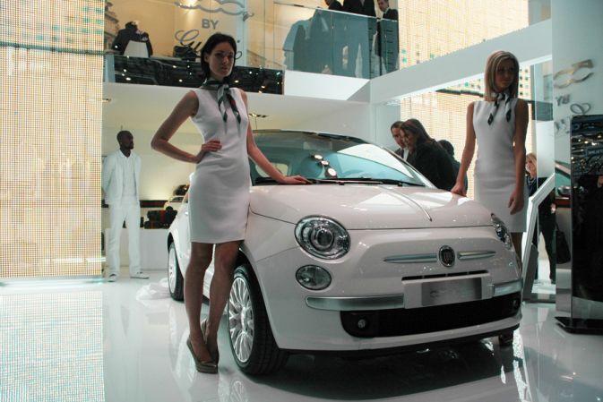 Fiat 500 может стать микровэном