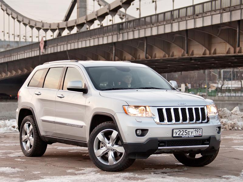 Столичные угонщики предпочитают BMW X6, региональные - Jeep Cherokee
