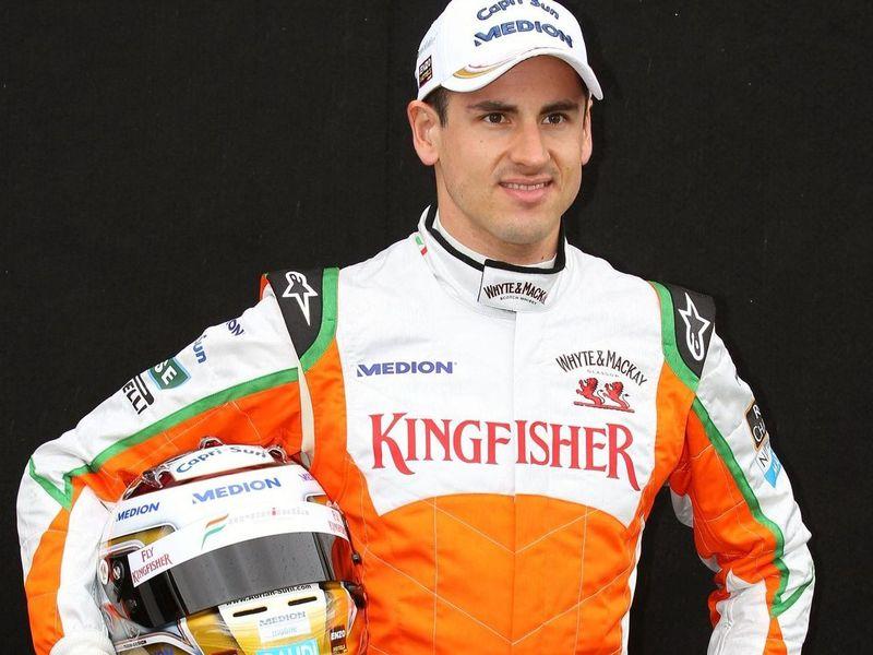 Адриан Сутиль готов придти в команду Sauber
