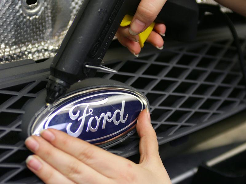 Второй завод Ford появится в Китае в 2015 году
