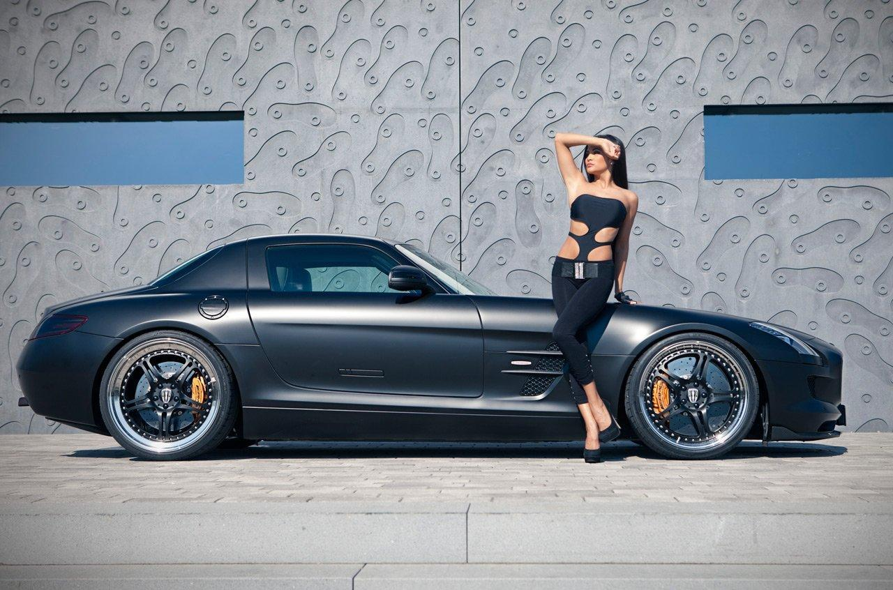 Mercedes-Benz SLS 63 GT Supersport