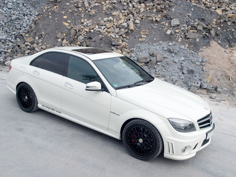 Mercedes-Benz C63 AMG by Kubatech