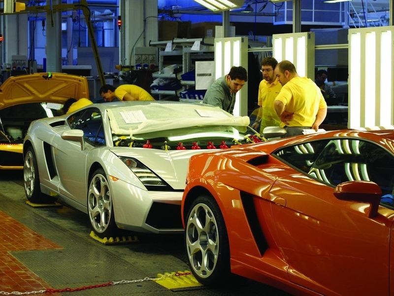 Новый Lamborghini Gallardo появится через год