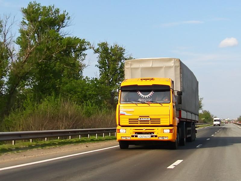 Правительство может запретить грузовики старше 15 лет