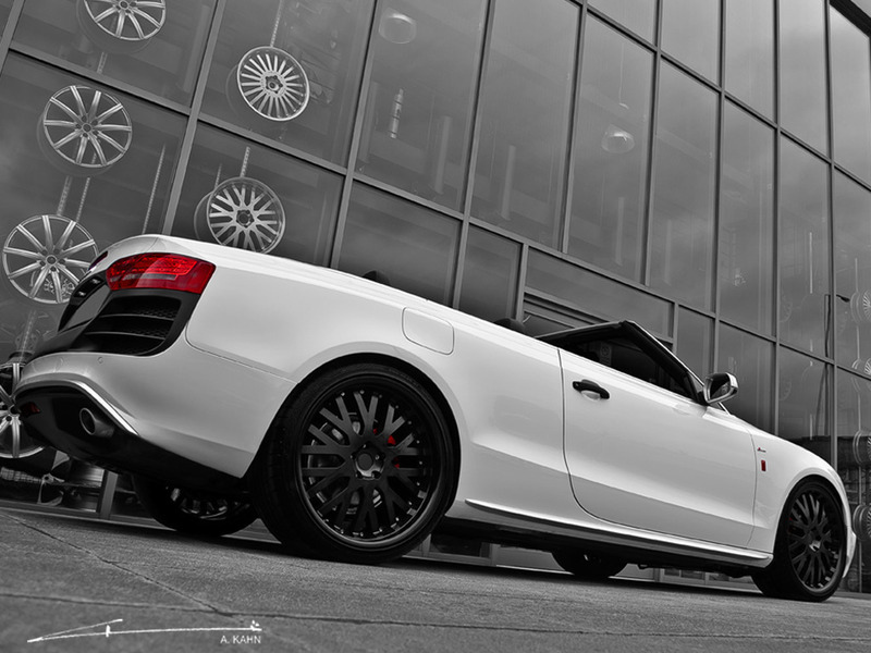 Audi A5 Convertible by Project Kahn