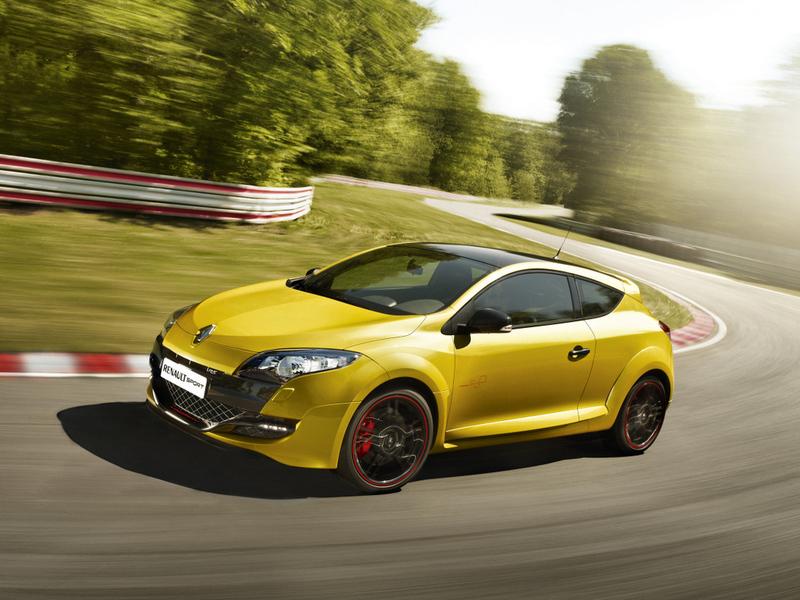 Стали известны российские цены на Renault Megane RS