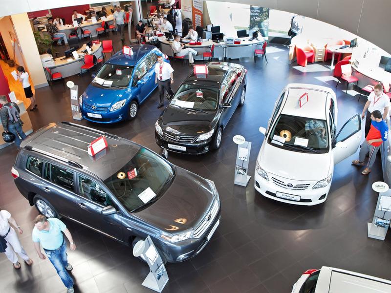 Средняя стоимость покупаемых россиянами машин растет