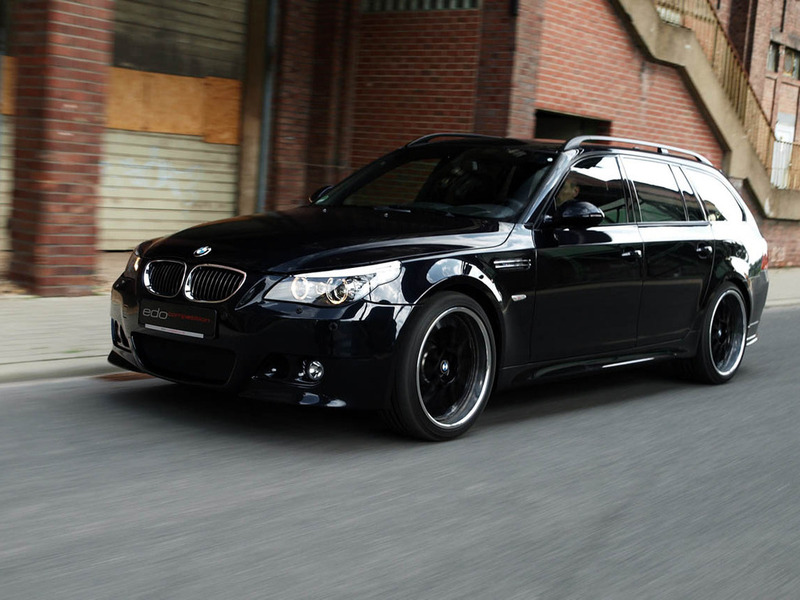 BMW M5 Dark Edition by Edo Competition