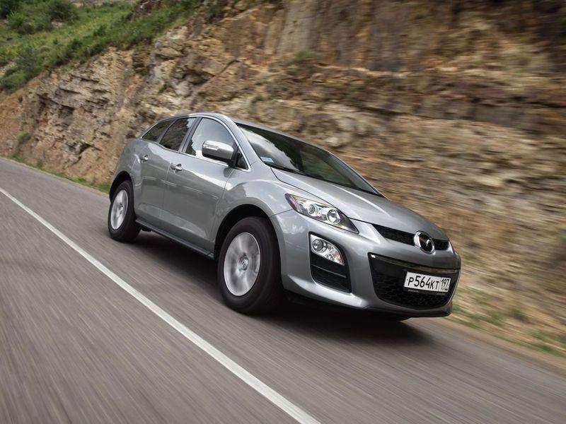 Mazda заменит CX-7 на CX-5 в Соединенных Штатах