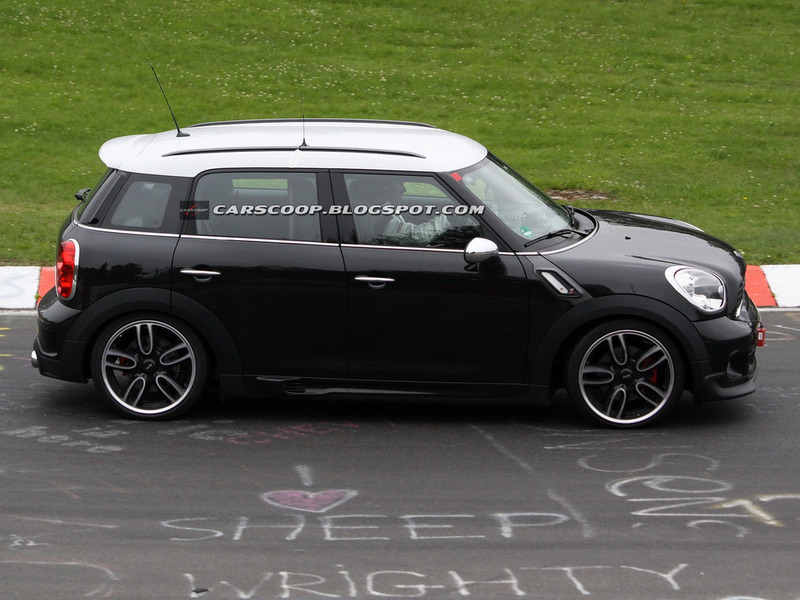 Mini Countryman JCW Edition