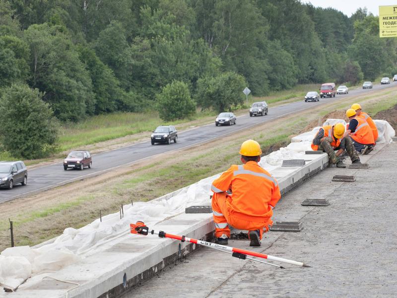 В 2012 году в Подмосковье отремонтируют 180 км дорог