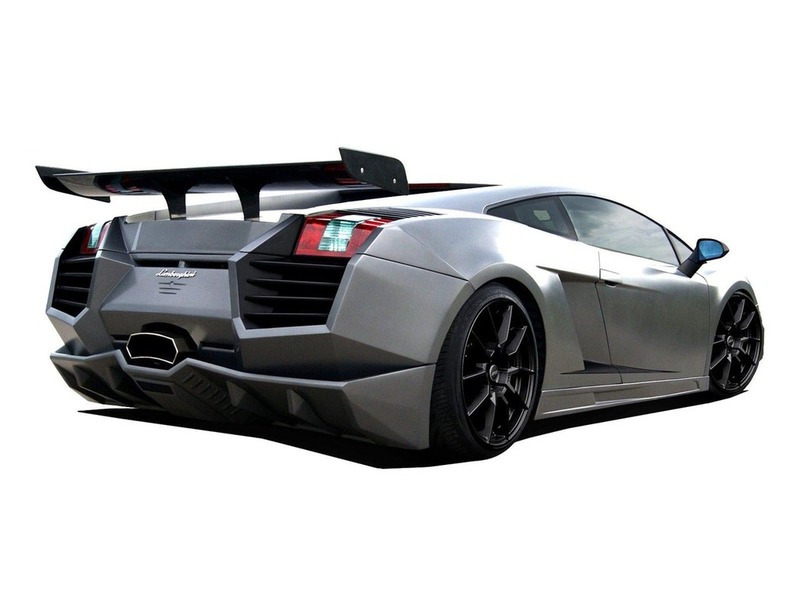 Lamborghini Gallardo by Cosa Designs