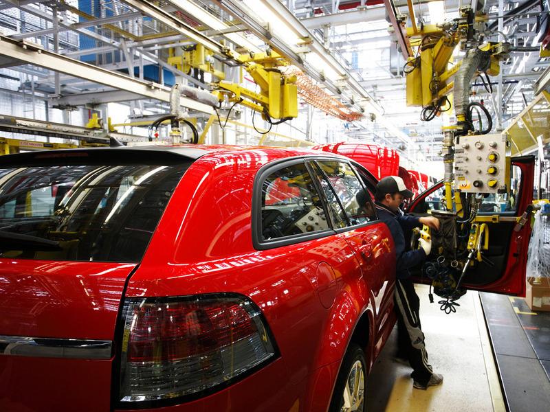 Альянс GM-Peugeot запустит к октябрю 4 проекта