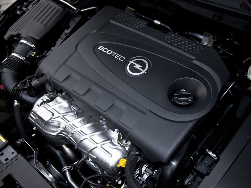 Opel презентует в Париже новое семейство двигателей