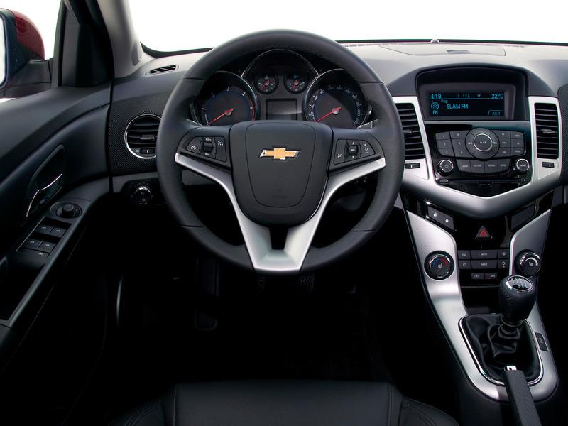 Chevrolet Cruze хэтчбек
