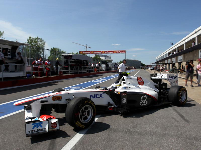 Роман Абрамович станет спонсором Sauber
