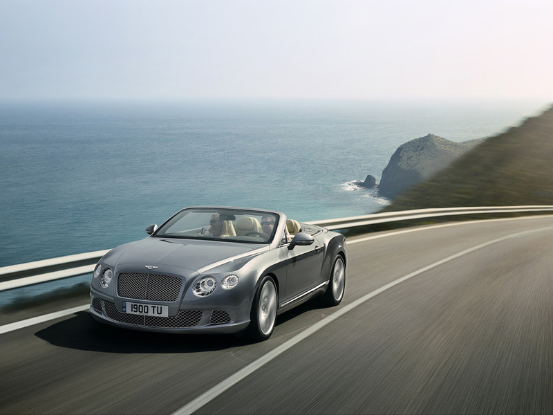 Bentley Continental GTC