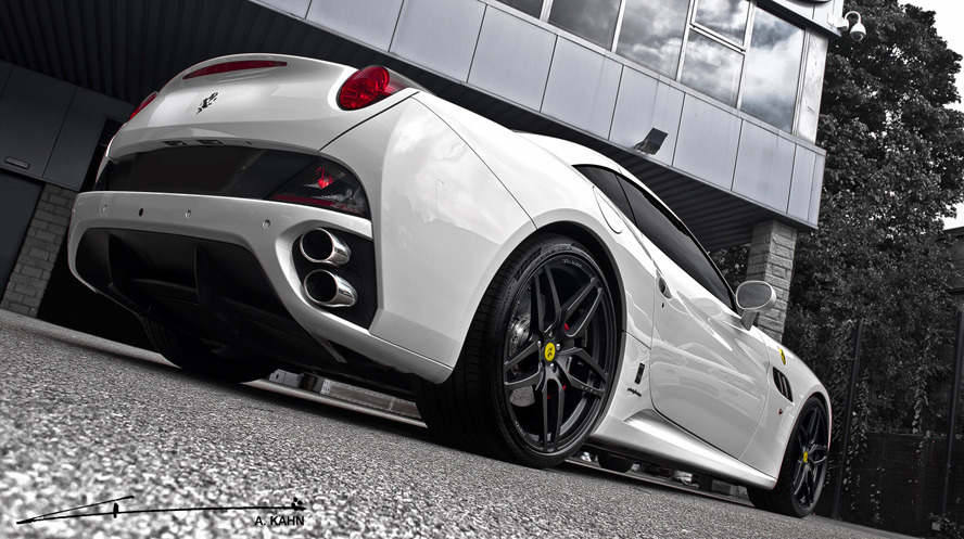 Ferrari California by Project Kahn