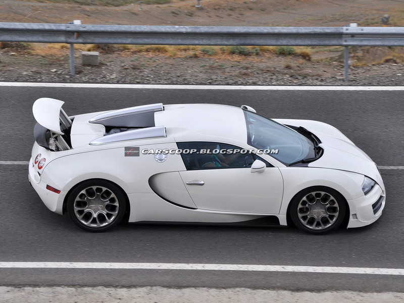 Bugatti Veyron Grand Sport Super Sports