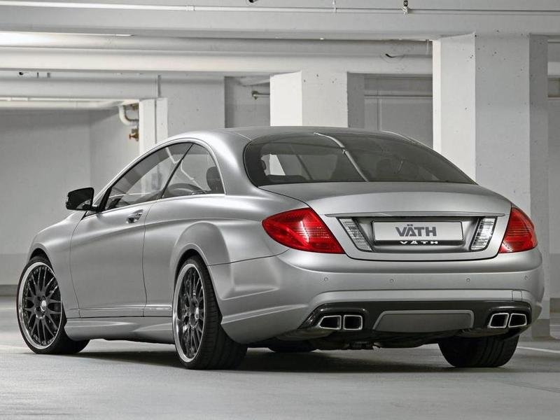 Mercedes CL63 AMG by VATH
